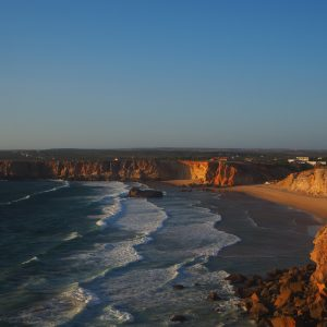 View From Sagres Fort