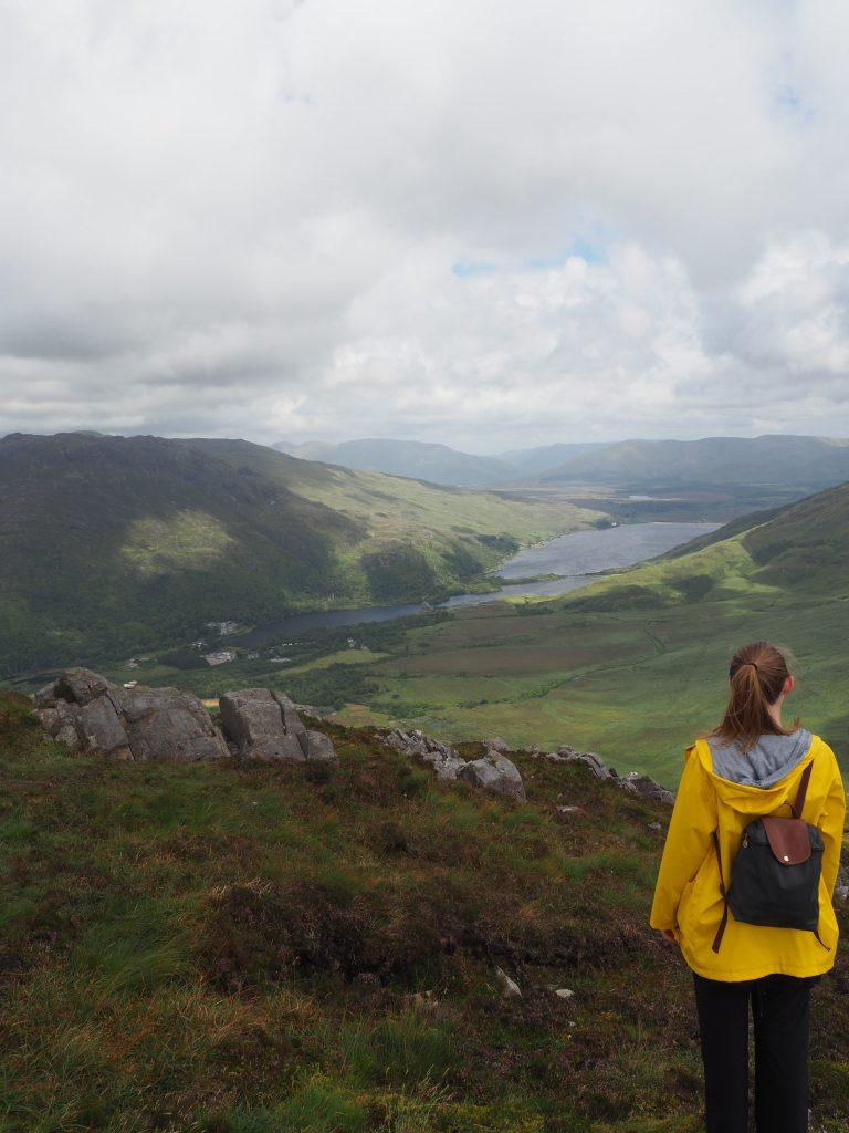 Views over Connemara