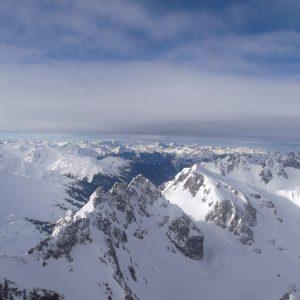 St. Anton Mountain View